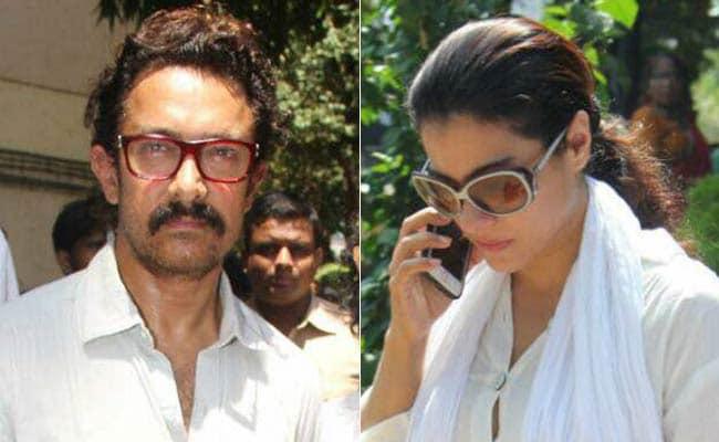 आमिर खान से काजोल तक, रीमा लागू के अंतिम संस्कार में पहुंचे ये बॉलीवुड सितारे