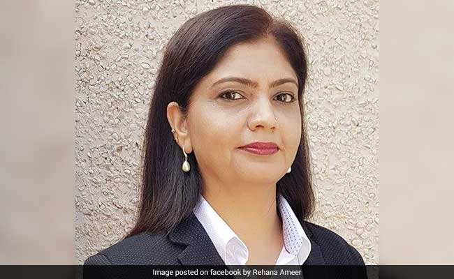 Indian-Born Woman Rehana Ameer Elected To City Of London Corporation