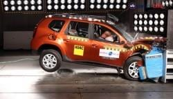 Zero Stars For Made-In-India Renault Duster In Latest Global NCAP Crash Tests