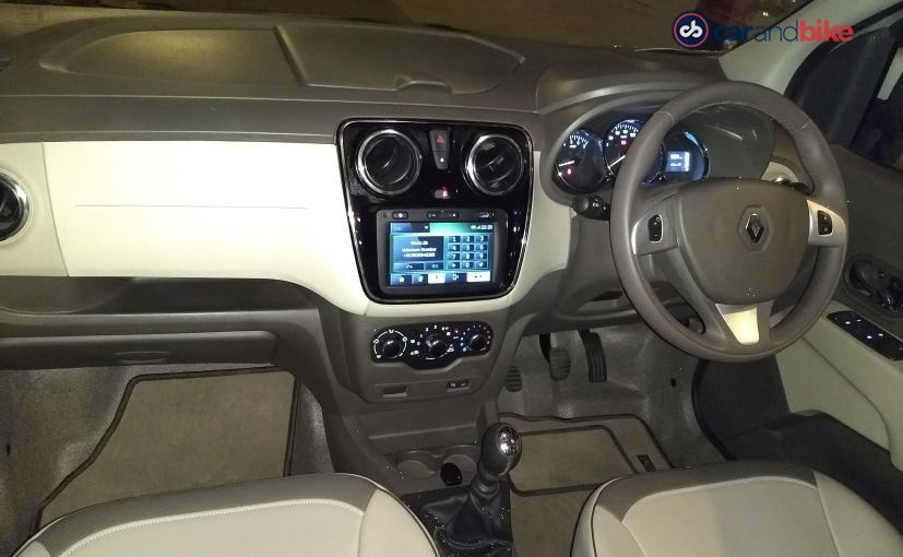 renault lodgy stepway cabin