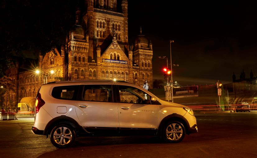 renault lodgy stepway review