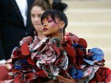 Met Gala 2017: Rihanna's Here, Everyone Else Can Go Home. Twitter Loves Her Look