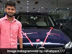 Rishabh Pant Adds Swanky New SUV to His Garage, Photos Go Viral