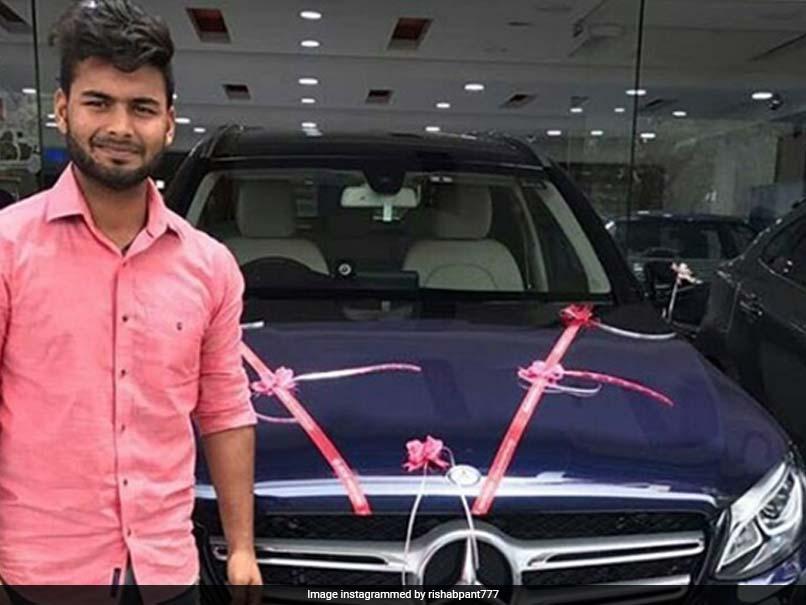 Rishabh Pant Adds Swanky New SUV to His Garage, Photos Go Viral