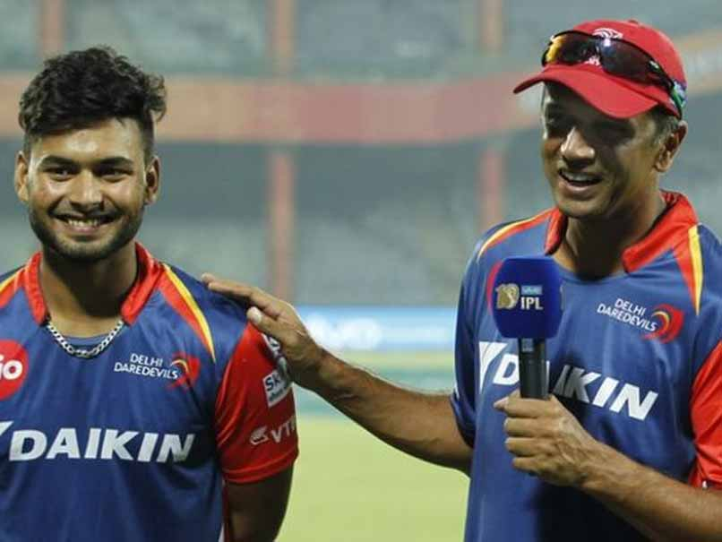 Rahul Dravid Backs Rishabh Pant To Become
