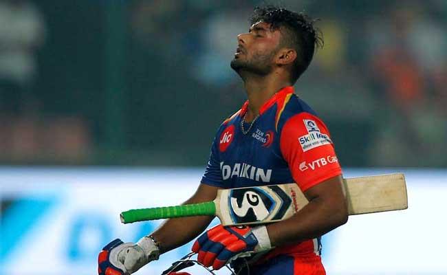 IPL10:क्रिकेट के 'भगवान' ने ऋषभ पंत की 97 रन की तूफानी पारी की प्रशंसा ने इतनी बड़ी बात कह दी...