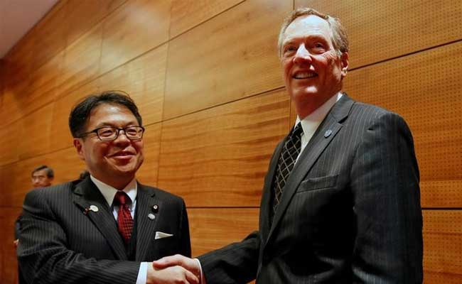 US Trade Representative Robert Lighthizer Brings 'America First' Policy To Asia-Pacific Summit