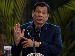 Philippines' Rodrigo Duterte Under Fire Over 'Sickening' Rape Joke