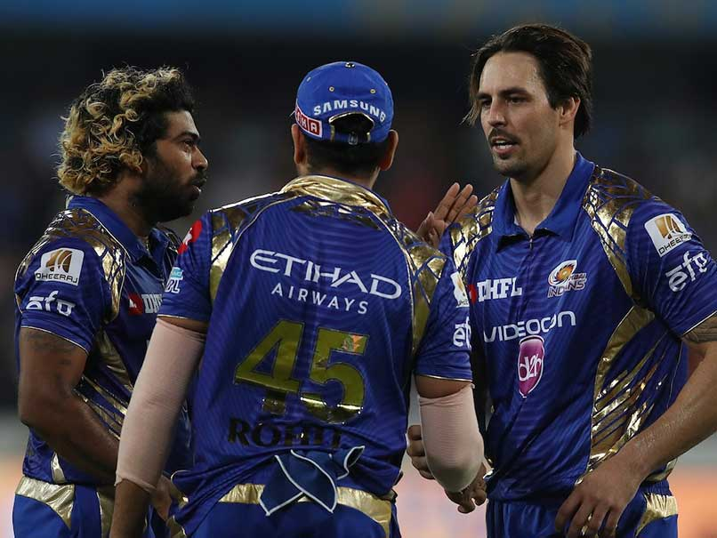 IPL 2017 Final: How Rohit Sharma And Mitchell Johnson Planned Steve Smith's Dismissal