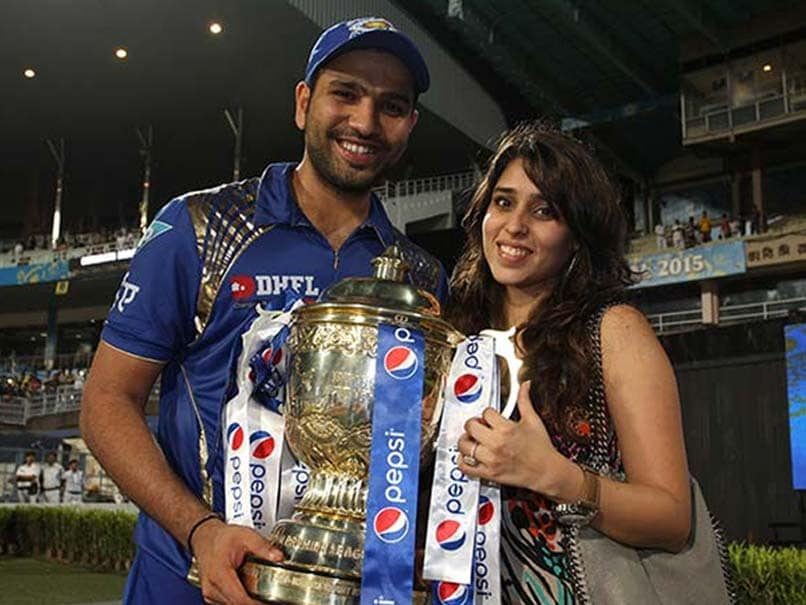 Rohit Sharma Went Through 'The Hardest Six Months Of His Life', Reveals Wife Ritika