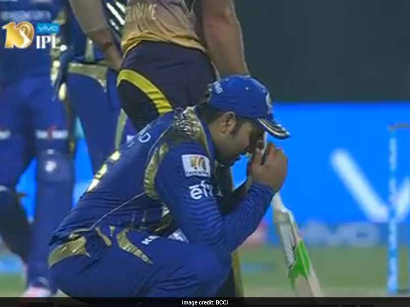 KKR suffers nine-run loss against MI in IPL