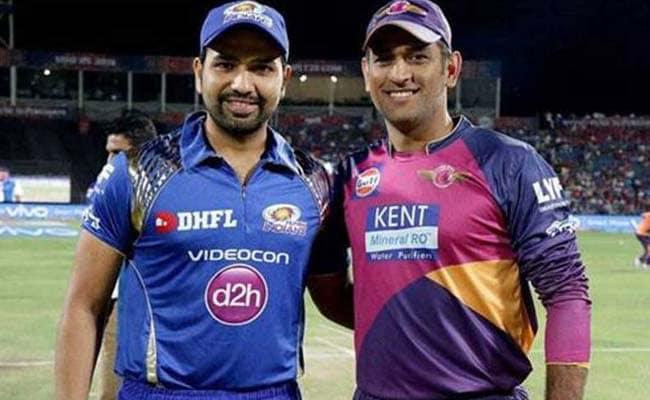 IPL MIvsRPS : स्टीव स्मिथ कौन होते हैं, यह फाइनल तो एमएस धोनी और रोहित शर्मा के बीच है! जानिए कैसे...
