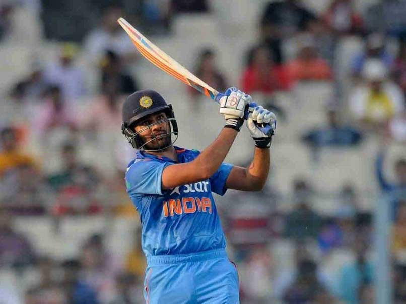 ICC Champions Trophy 2017: Rohit Sharma Set To Be Promoted Up The Order In India