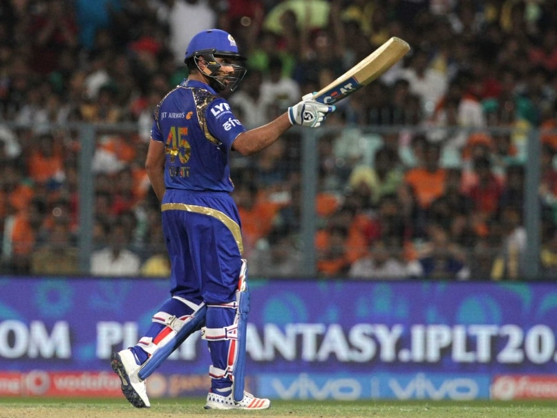 IPL Final, RPS vs MI: 'Off To Last Hurdle,' Rohit Sharma Posts Picture With Wife