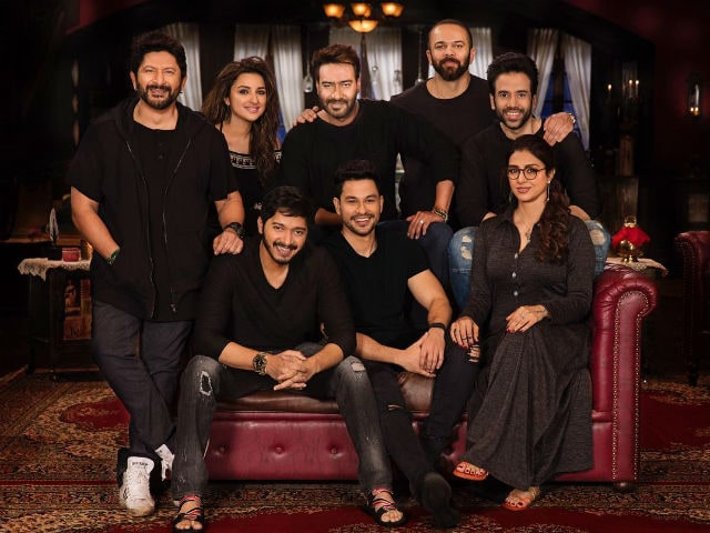 Happy That Golmaal Again Won't Clash With Rajinikanth's 2.0: Rohit Shetty