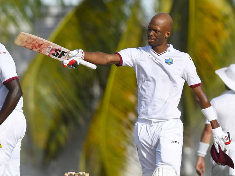 Ton-up Roston Chase, Jason Holder Give West Indies Edge vs Pakistan