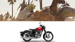 Baahubali 2: Bhallaladeva's War Chariot Is Powered By A Royal Enfield Engine
