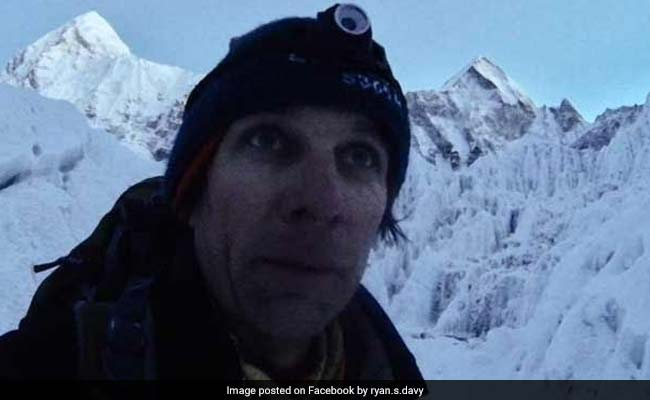 Climber Ryan Sean Davy Attempts To Scale Mount Everest Without Permit. Fined $22,000