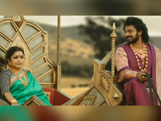 Saahore Baahubali Is Trending. Watch Song, Featuring Baahubali And Sivagami