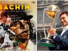 Sachin: A Billion Dreams -The Incredible Journey of Ace Cricketer Sachin Tendulkar