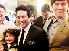 Meet The 8-Year-Old Mumbai Boy Who Brought Young Sachin Tendulkar To Life