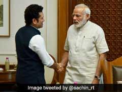 सचिन: ए बिलियन ड्रीम्स: पीएम मोदी ने सचिन तेंदुलकर से कहा, 'जो खेले, वही खिले...'
