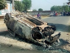 Fragile Calm In Saharanpur, 2 Cops Suspended, 30 Arrested For Violence
