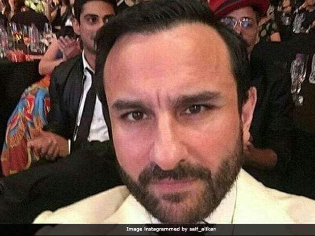 Bazaar Poster Features A Greying Saif Ali Khan