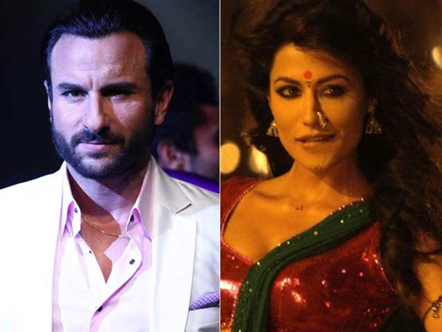 Baazaar: Chitrangada Singh To Play Saif Ali Khan's Wife In The Film