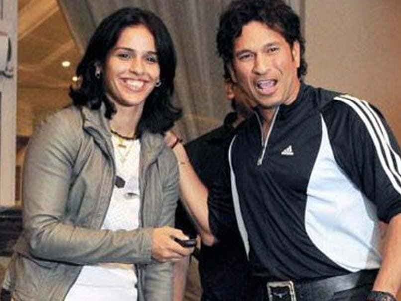 PV Sindhu, Saina Nehwal, Vijender Singh Wish Sachin Tendulkar On His Movie