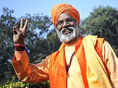 """Raze Jama Masjid, Hang Me If Idols Not Found"": Sakshi Maharaj's Shocker"