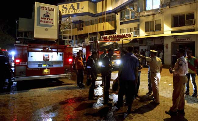 Fire At Multi-Storey SAL Hospital, Over 100 Evacuated