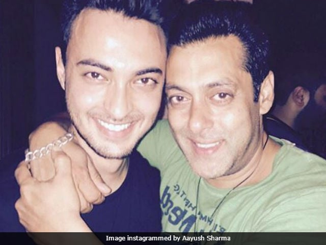 Salman Khan Will Launch Brother-In-Law Aayush Sharma, Confirms Arpita
