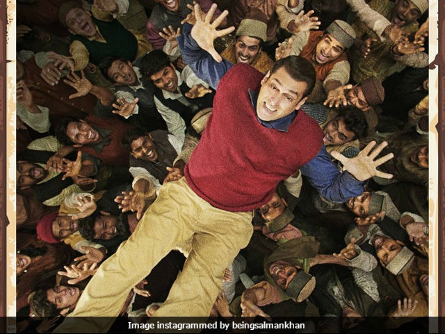 Tubelight: The First Song Of Salman Khan's Film To Be Out On May 16