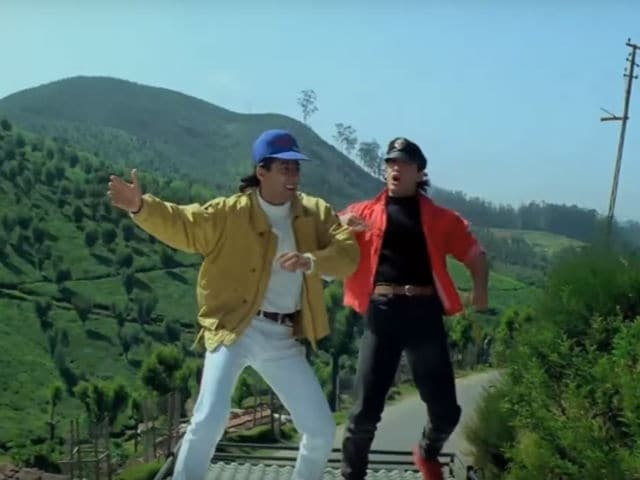 4 Times Salman Khan Caught The Bus, From Andaz Apna Apna To Tubelight