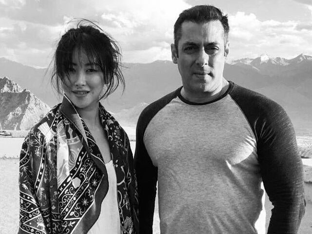 Tubelight: Chinese Actress Zhu Zhu To Visit India For Film Promotions