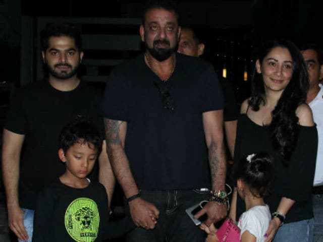 Sanjay Dutt Quits Total Dhamaal Because It's An Adult Comedy