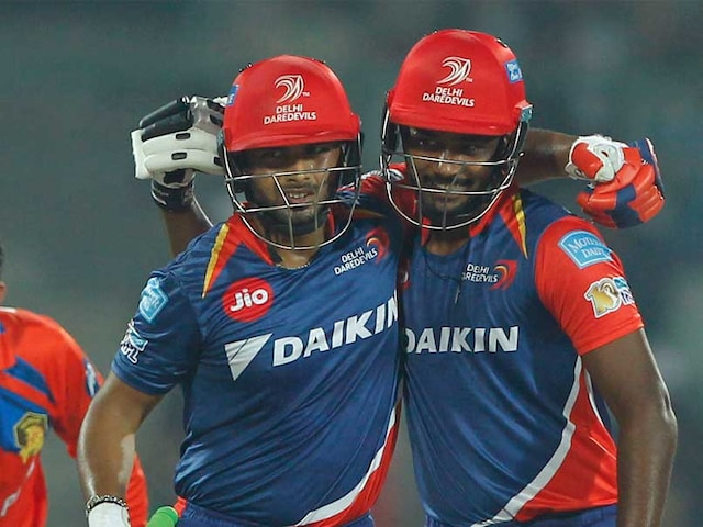 IPL 2017: Pant, Samson Blow Away GL To Keep DDs Play-Off Hopes Alive