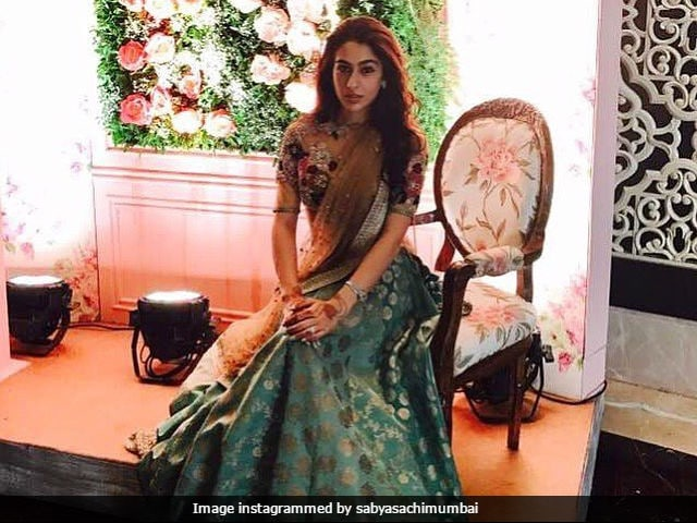 Trending: Sara Ali Khan's Stunning New Photoshoot
