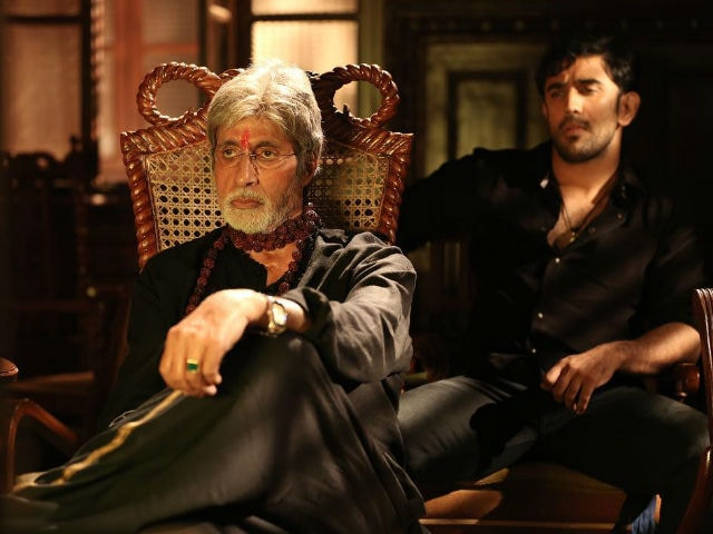 Sarkar 3 Box Office Collection Day 3: Amitabh Bachchan's Film Is No Match For Baahubali 2