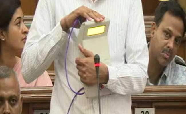 AAP Demonstrates 'How EVMs Can Be Rigged' In Special Session Of Delhi Assembly: Highlights