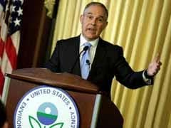 US Environmental Chief Scott Pruitt To Recuse Himself From Court Cases