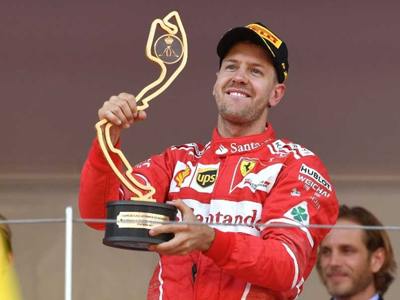 Lewis Hamilton says Sebastian Vettel is Ferrari's number one