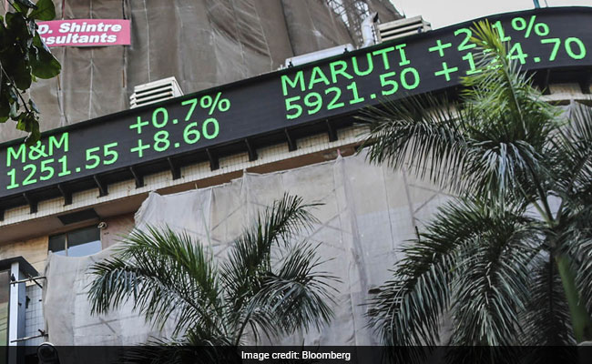 Sensex Ends At 2-Week High, Nifty Above 9,950 Level