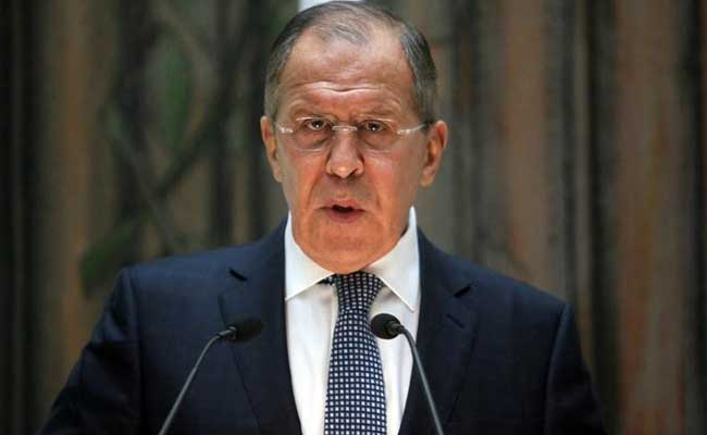 Russian Foreign Minister Sergei Lavrov Says Wild That Donald Trump Jr. Blamed For Meeting Russian Lawyer