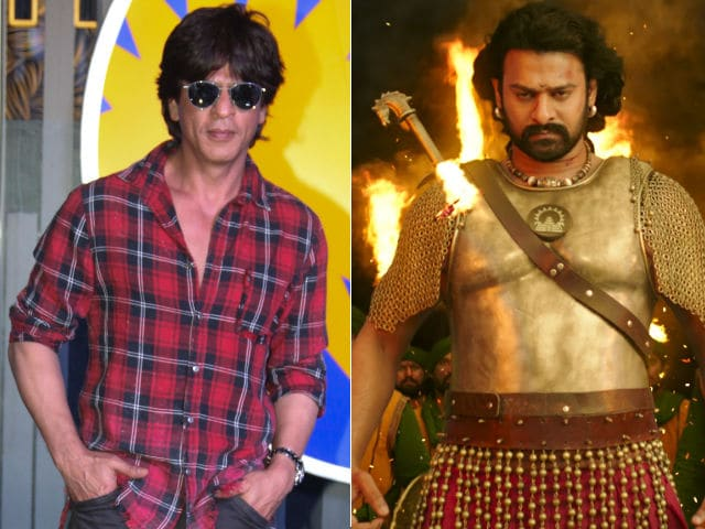 Baahubali: Shah Rukh Khan Hasn't Seen Part 2 Yet But Knows Why It's Such A Hit
