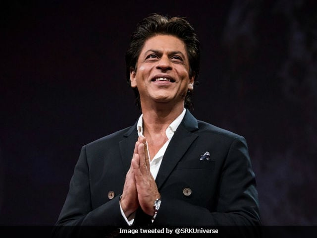 Shah Rukh Khan Is 'Smarter Than Before,' After TED Talks