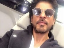 Shah Rukh Khan Jokes He Will Report This Actress For 'Stalking'