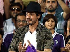 IPL 2017: Shah Rukh Khan To Cheer KKR In Crunch Match At Eden Gardens