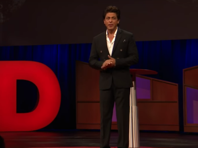 Shah Rukh Khan's TED Talk: 10 Big Quotes On Social Media And Being A Movie Star